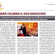 Il Mattino di Padova MASERA celebra il suo radicchio