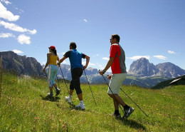 Nordic Walking e sana alimentazione