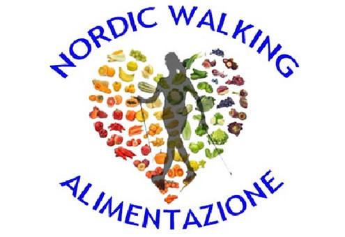 nordic walking alimentazione